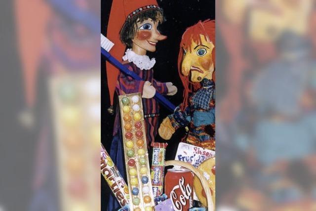 """Freiburger Puppenbühne zeigt """"Viel Dreck bei Hexe Klapperzahn"""""""