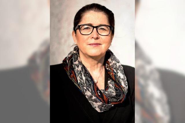 Renate Meier-Kleisle (Herbolzheim)