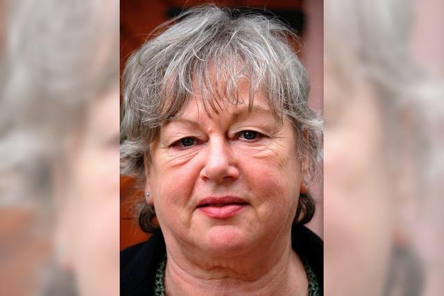 Ursula Herrmann, Dr. med. (Kenzingen)