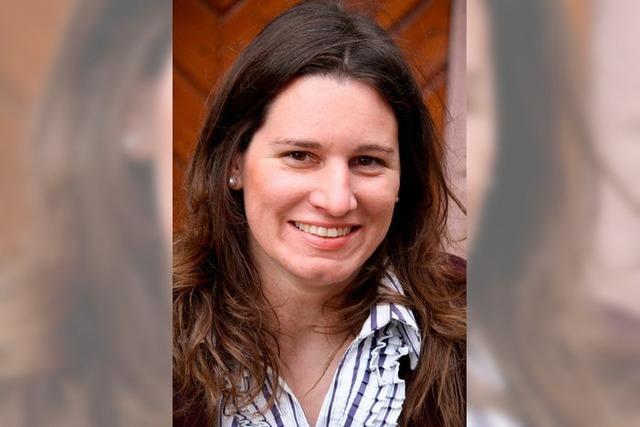 Madeleine Oelze (Kenzingen)