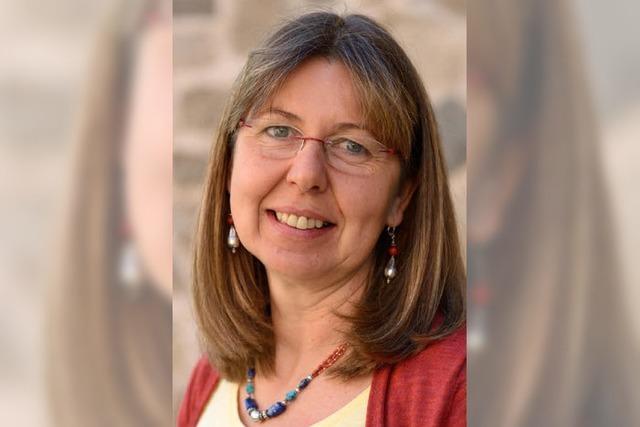 Anette Kordt-Markstahler (Kirchzarten)