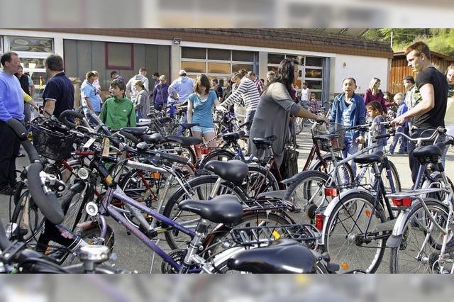 Rekord beim Radlermarkt