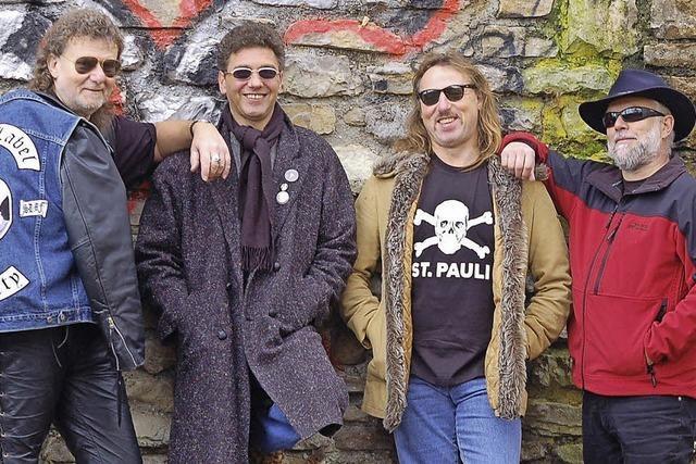 The Wild Things: Wehrs älteste Boygroup spielt im Biersieder