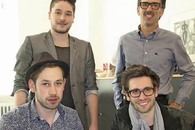 Eine junge Band macht von sich reden und hat Fans