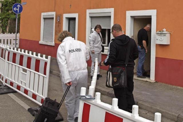 Polizei ermittelt zwei Tatverdächtige