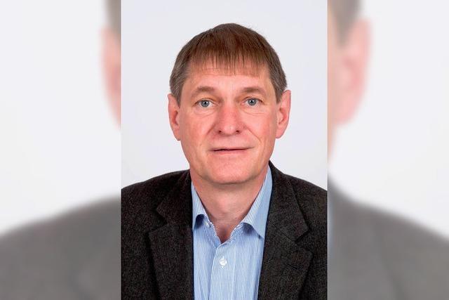 Hubert Sprich (Zell im Wiesental)