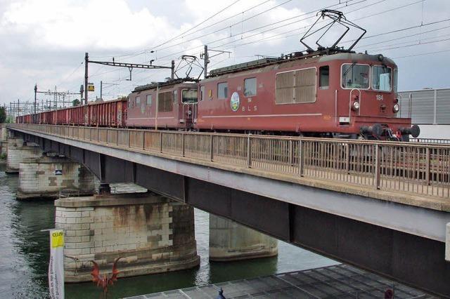 Züge rollen jetzt nicht mehr