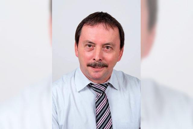 Klaus Wetzel (Zell im Wiesental)