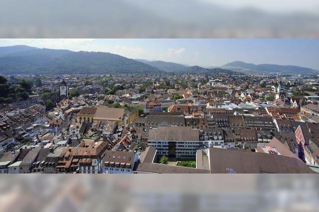 Perspektivplan für Freiburg: Wo kann sich die Stadt wie entwickeln?