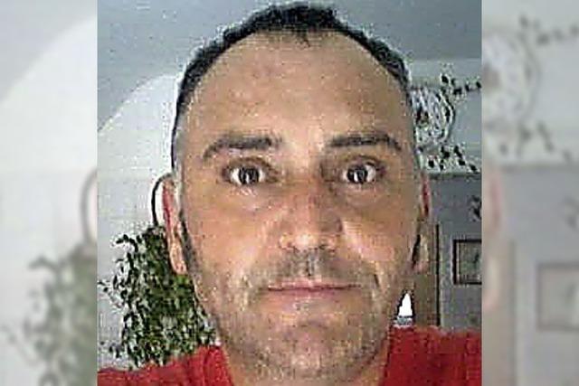 Die Polizei sucht Uwe Feix aus Oberbergen