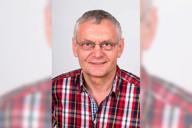 Bernd Schneider (Zell im Wiesental)