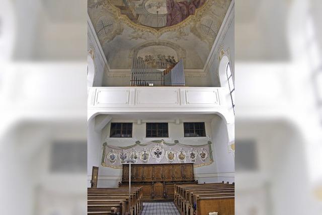Schlosskirche öffnet sich für Ostern