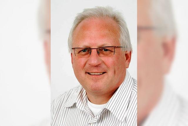Bernhard Maier (Zell im Wiesental)