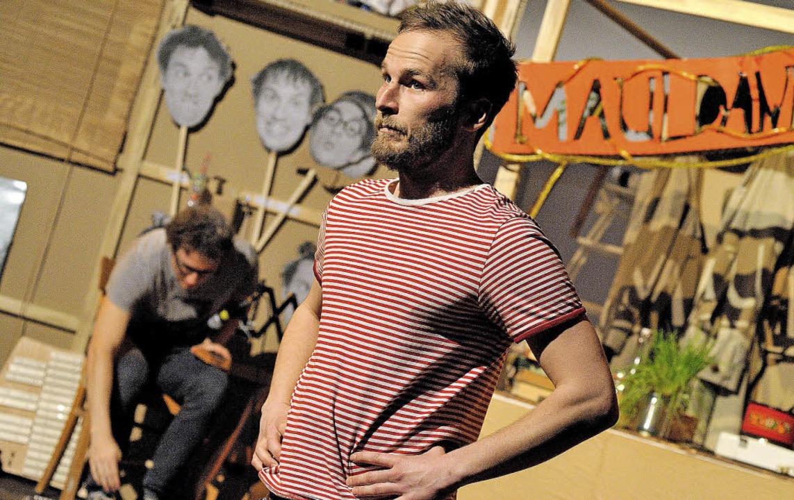 Theater Freiburg: Die erstaunlichen Abenteuer der Maulina Schmitt  | Foto: Maurice Korbel