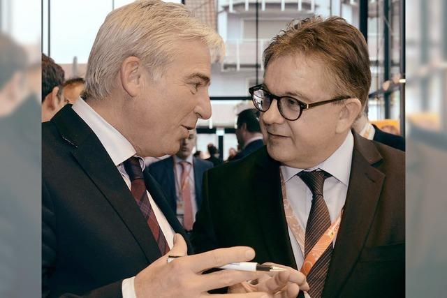 Strobl oder Wolf: Wer führt die CDU 2016 in den Wahlkampf?