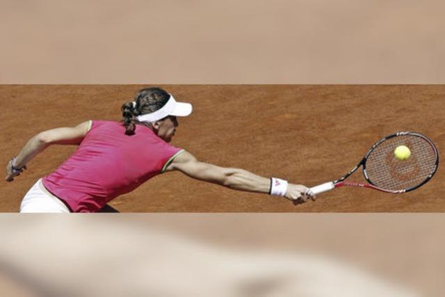 Andrea Petkovic will den Fed- Cup – mit Beistand von Shakespeare