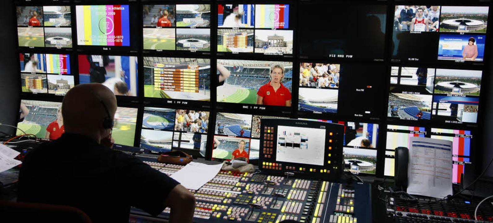 Beim ZDF führt der Staat  bislang zu viel Regie.  | Foto: dpa