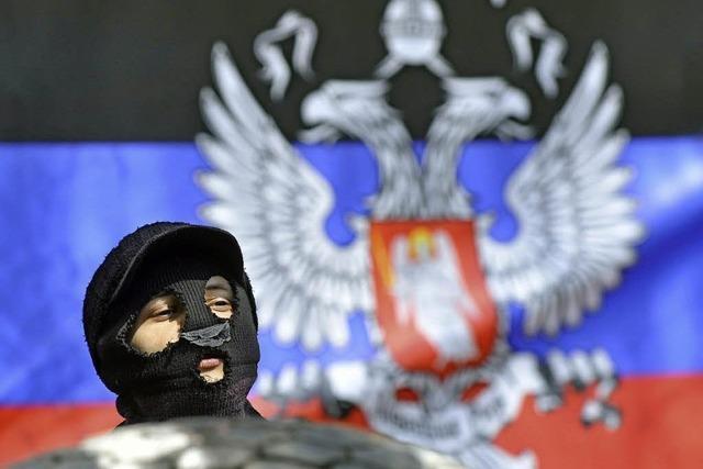 Kiews Regierung in der Klemme