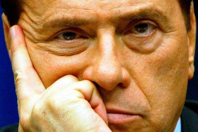 Silvio Berlusconi kann weiter Politik machen