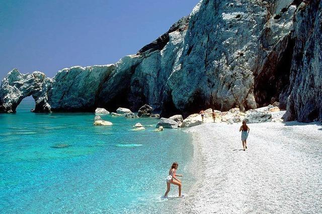 Trotz Krise boomt der Griechenland-Urlaub