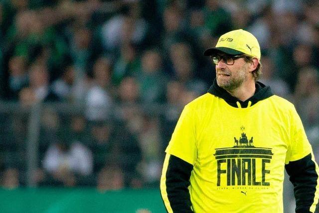 Dortmund nach Sieg über Wolfsburg im Pokalfinale
