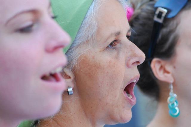 Tag der Stimme: Über deutsche Lieder, (Männer-)Chöre und den Nachwuchs