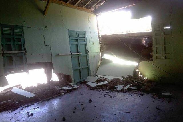 Emmendinger Hilfsprojekt: Erdbeben zerstört Fahrradwerkstatt