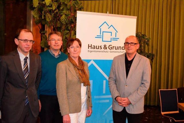 Probleme beim Tod des Mieters Hauptversammlung bei Haus & Grund Waldkirch