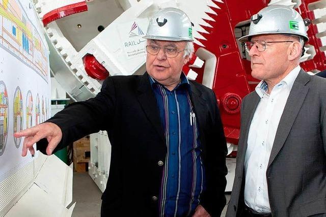 Ungewöhnliche Koalition für Güterverkehrszentrum in Lahr