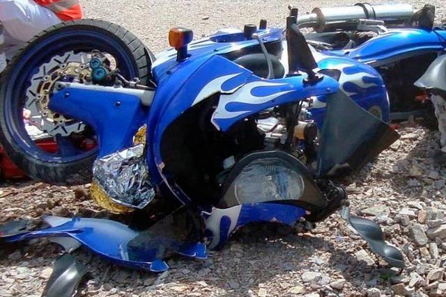 Bereits 18 Motorradunfälle in diesem Jahr