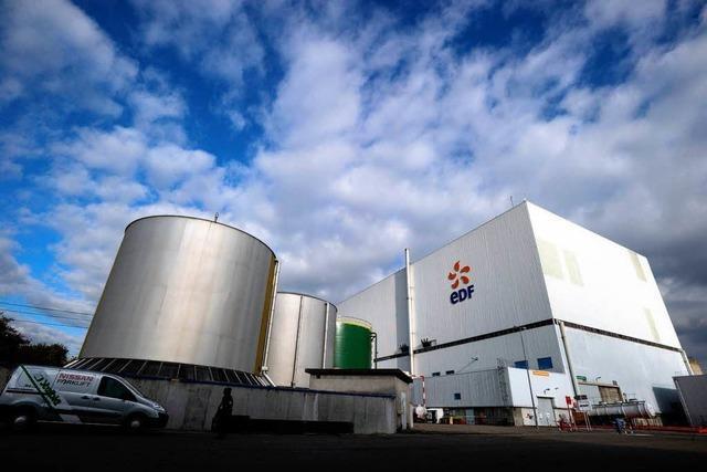 Französische Atombehörde bewertet Fessenheim positiv