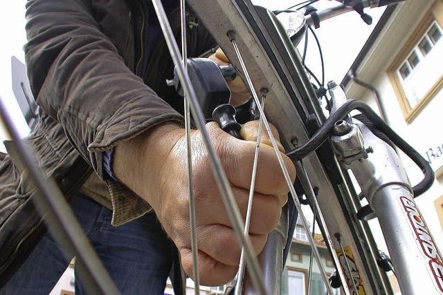 Diebe fahren zunehmend auf Fahrräder ab