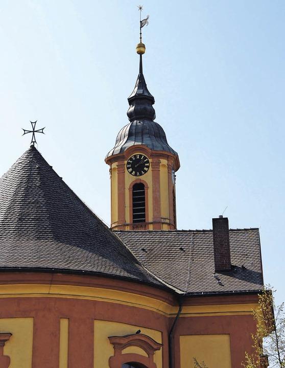 Merdingen als Sitz einer Seelsorgeeinh... sechs Pfarreien eine Kirchengemeinde.  | Foto: m. frietsch