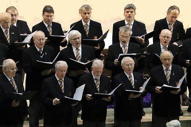 Chor '72 widmet sich der russisch-orthodoxen Liturgie