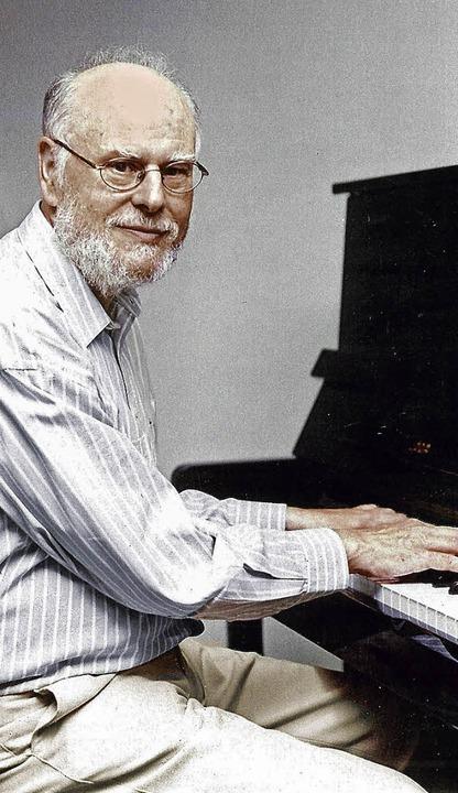 Ihm gilt's der Melodie: Fredric Kroll   | Foto: pr