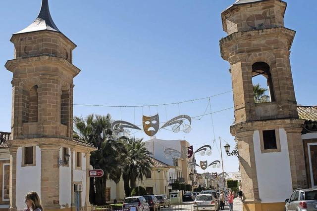 In Sierra Morena leben Nachfahren von 7000 Mitteuropäern