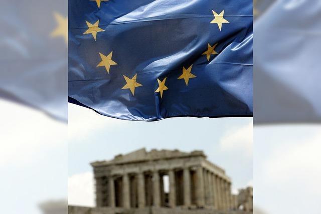 Griechenland will Darlehen strecken und Zinsen senken