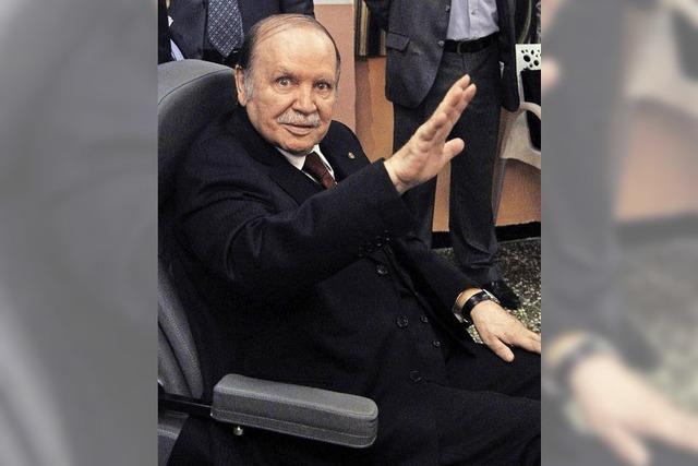 Die algerische Opposition spricht von Wahlbetrug