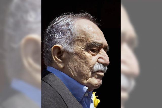 García Márquez ist tot