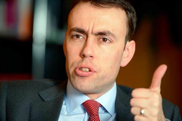 Finanzminister Schmid fordert freie Hand