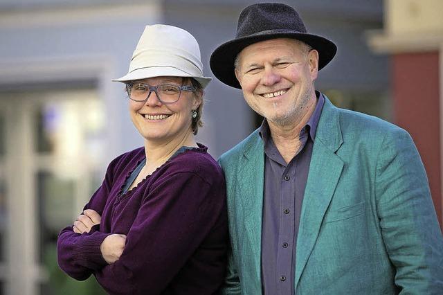 Mundart von Heinz Siebold und Ulrike Derndinger in Emmendingen