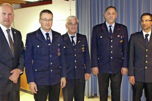 Johannes Brender bekommt das Ehrenkreuz