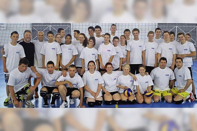Volleyball verbindet