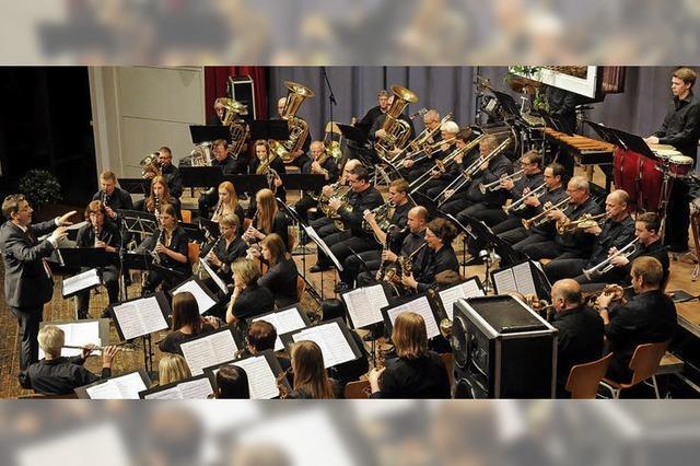 Zwei Orchester im Duett