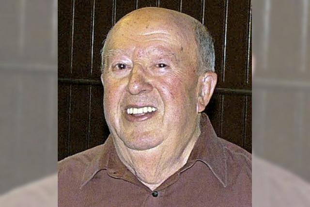 Gerhard Hügel wird 85: Politiker, Sänger, Gärtner