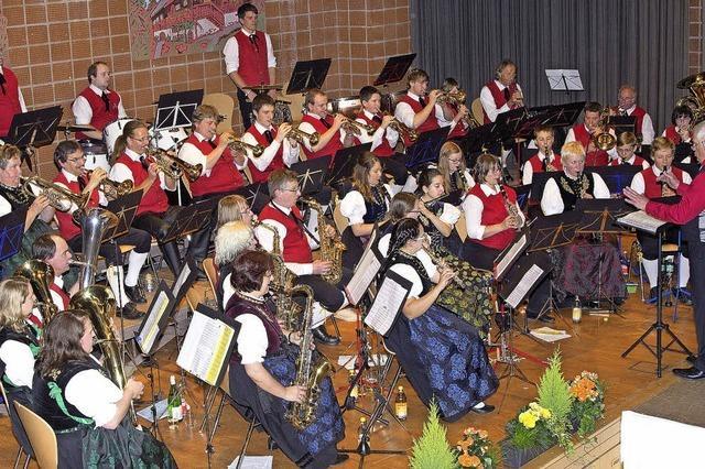 Orchester läuft zu Höchstform auf