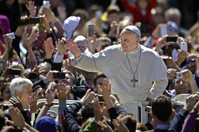 Papst fordert in Osterbotschaft Frieden