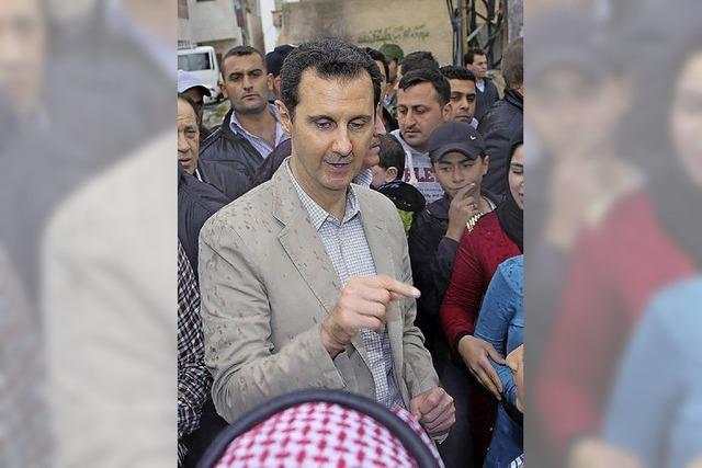 Die Weichen für Assads Wiederwahl sind gestellt