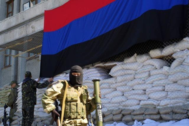 Ukraine-Konflikt: Die Zeichen stehen auf Sturm