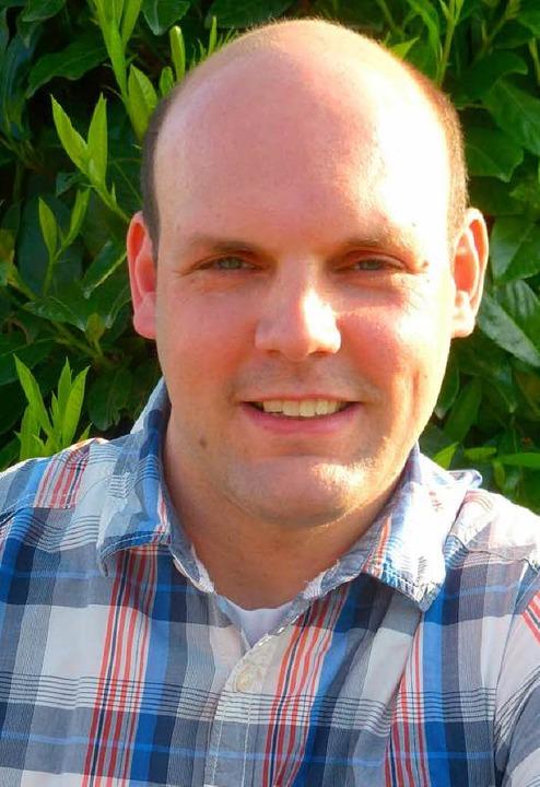 Peter Hoffmann, Kandidat BLB/AfB  | Foto: privat